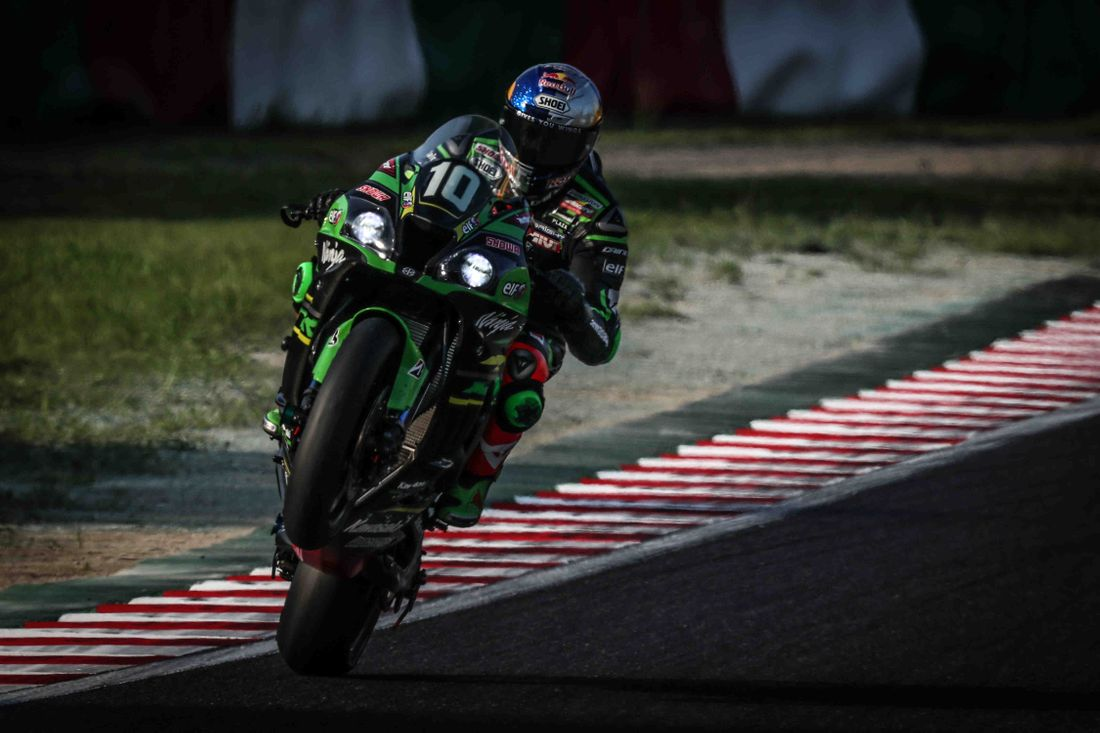 Kawasaki wins the Suzuka 8 Hours endurance race