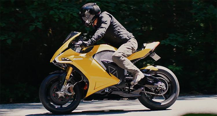 Damon Motorcycles to showcase new bike on demo tour