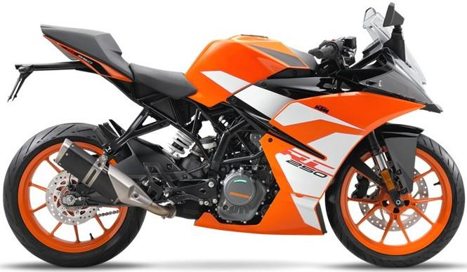 KTM set to launch RC 250 in India?