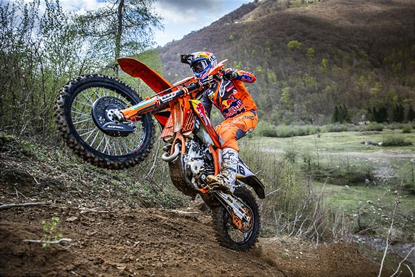 Red Bull KTM to take on Hawkstone Park Cross-Country this weekend