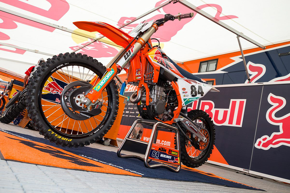 Moto-Master and KTM extend collaboration for the next two years