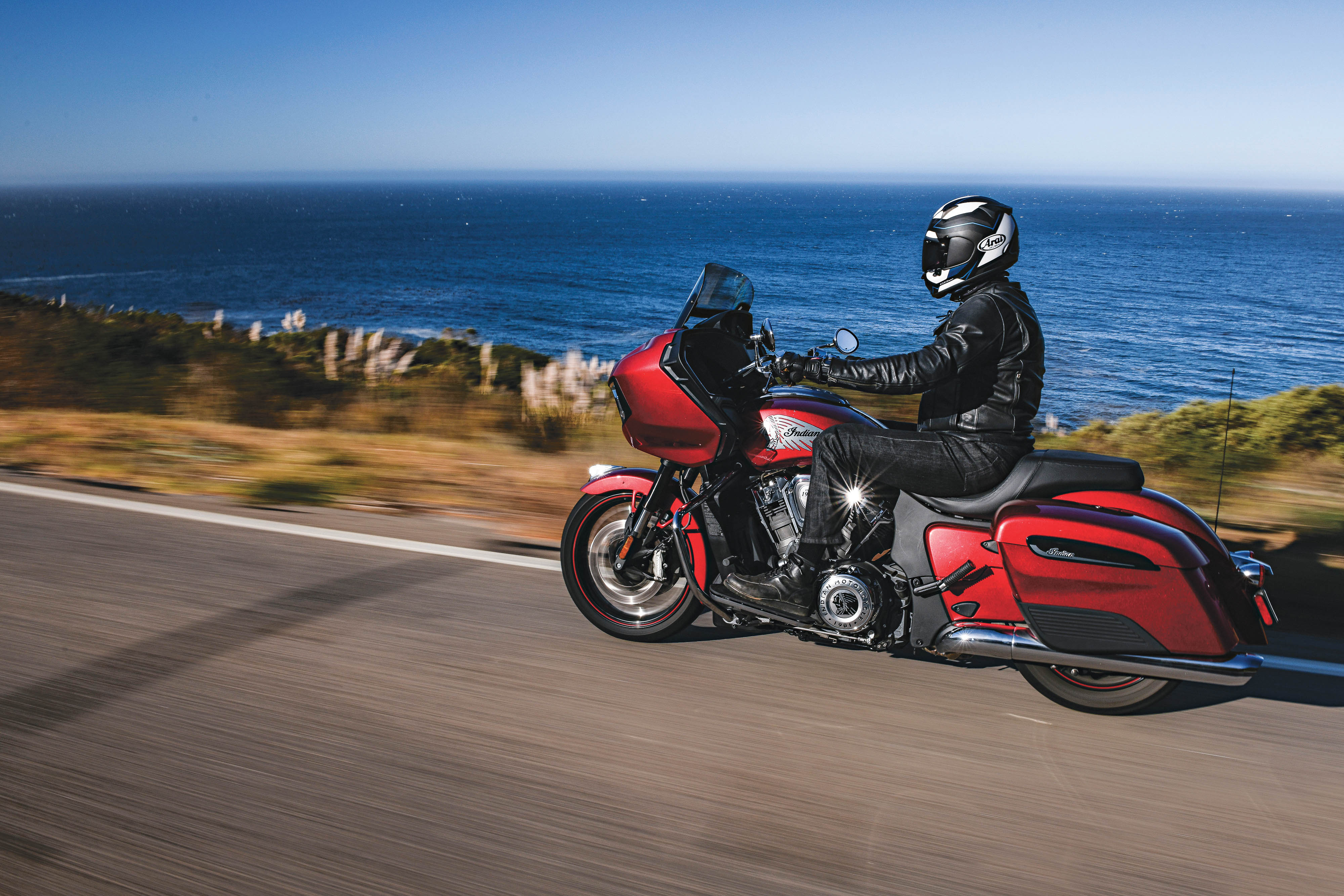 Indian brings the Challenger to the bagger segment