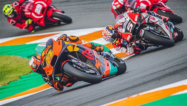 Red Bull KTM's Pol Espargaro finishes 10th in Valencia GP