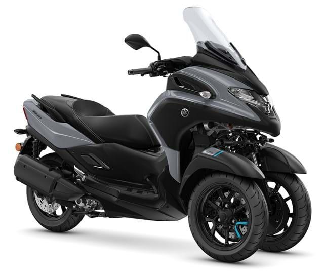 EICMA 2019 – Yamaha Tricity 300