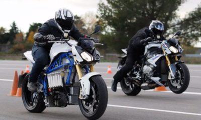BMW Motorrad E-Power Roadster