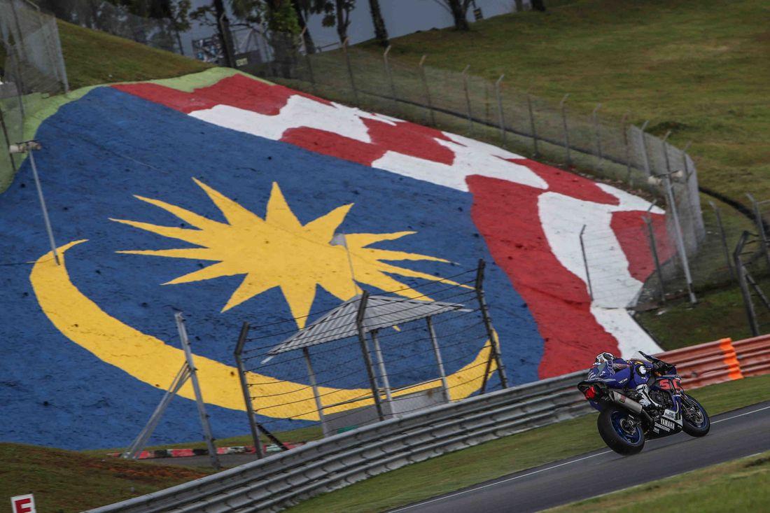 Yamaha Sepang Racing on pole for the 8 Hours of Sepang