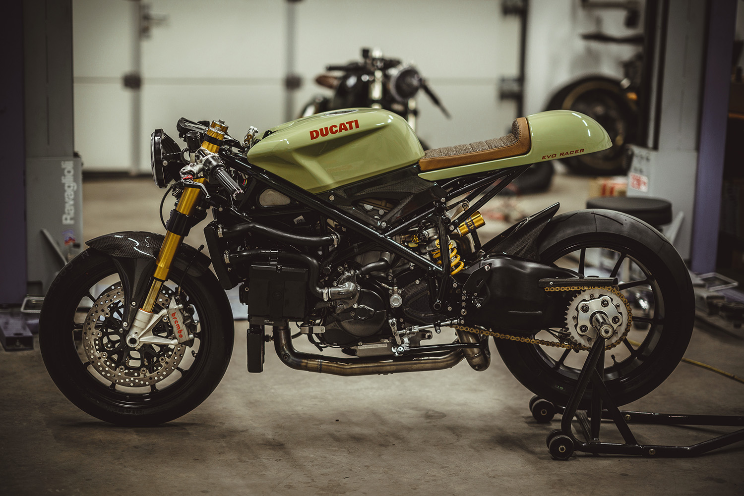 Austria's NCT Motorcycles take this Ducati 848 Evo up a notch