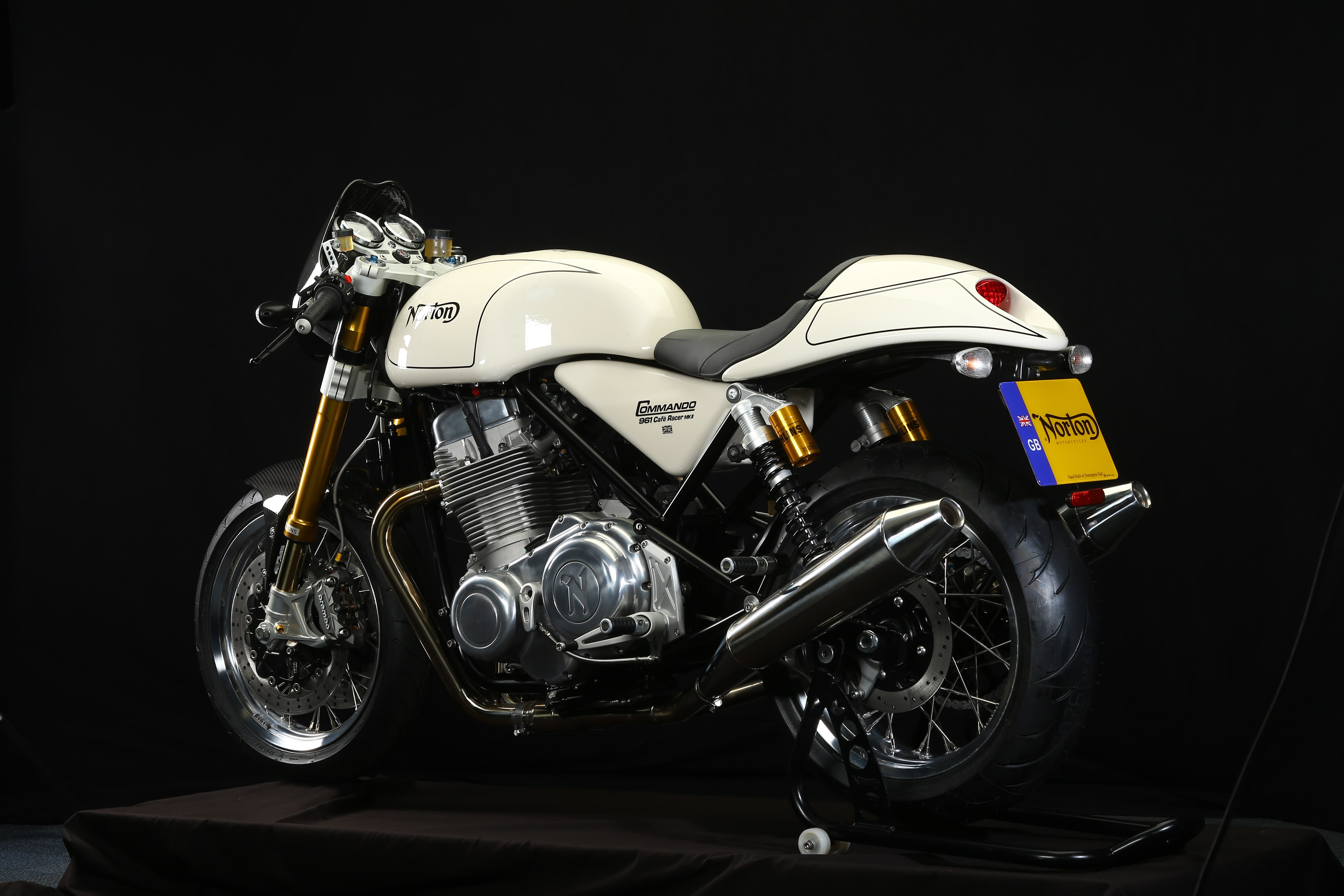 British Norton Forced Into Administration