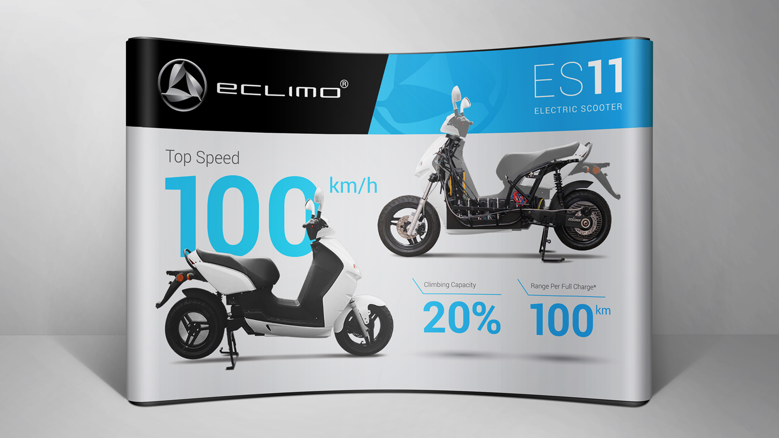 Take A Look At The Eclimo ES11: An Electric Scooter From Malaysia!