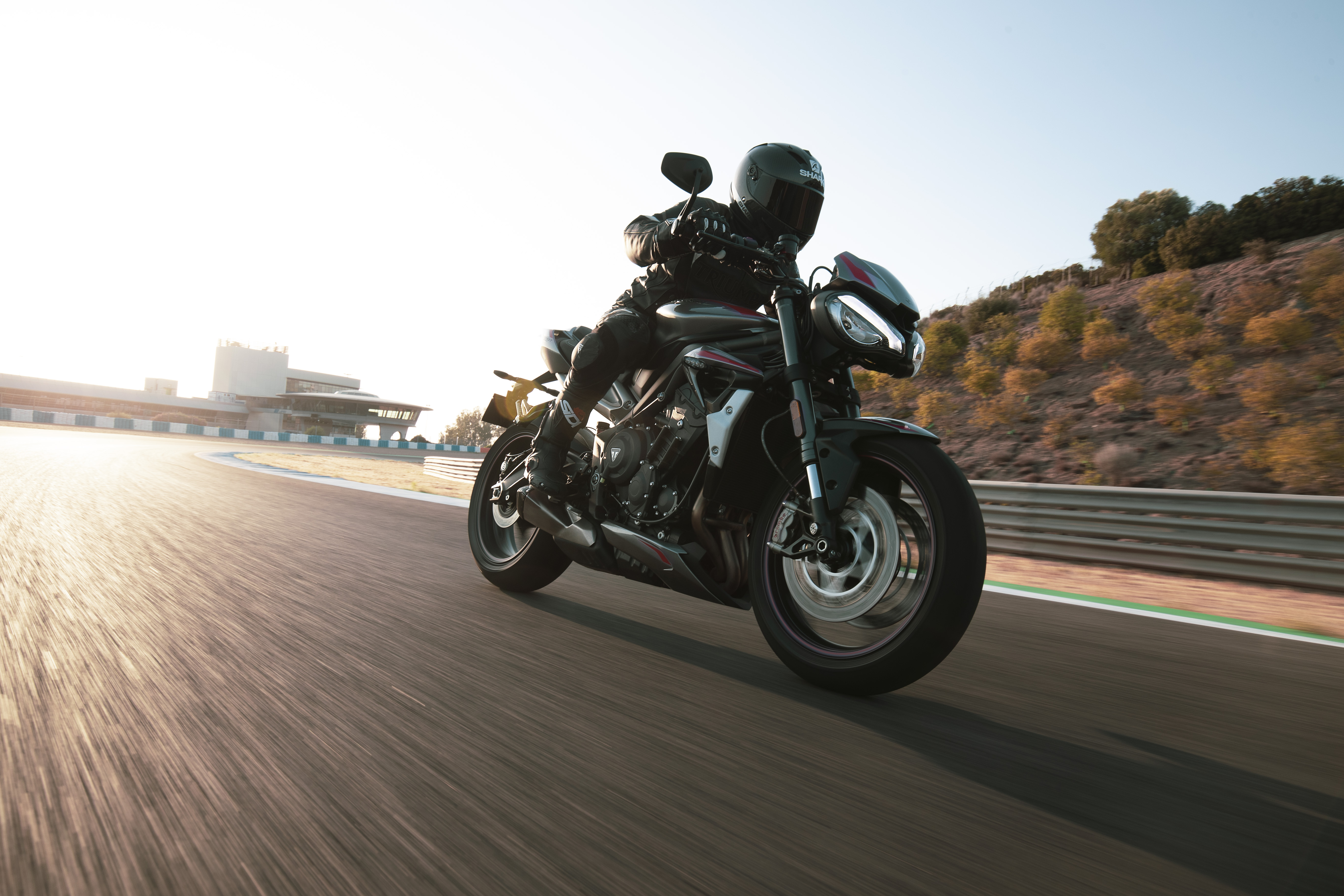 Updated 2020 Triumph Street Triple R is on the way!