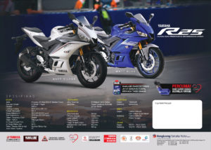 2020 Yamaha YZF-R25 Specification