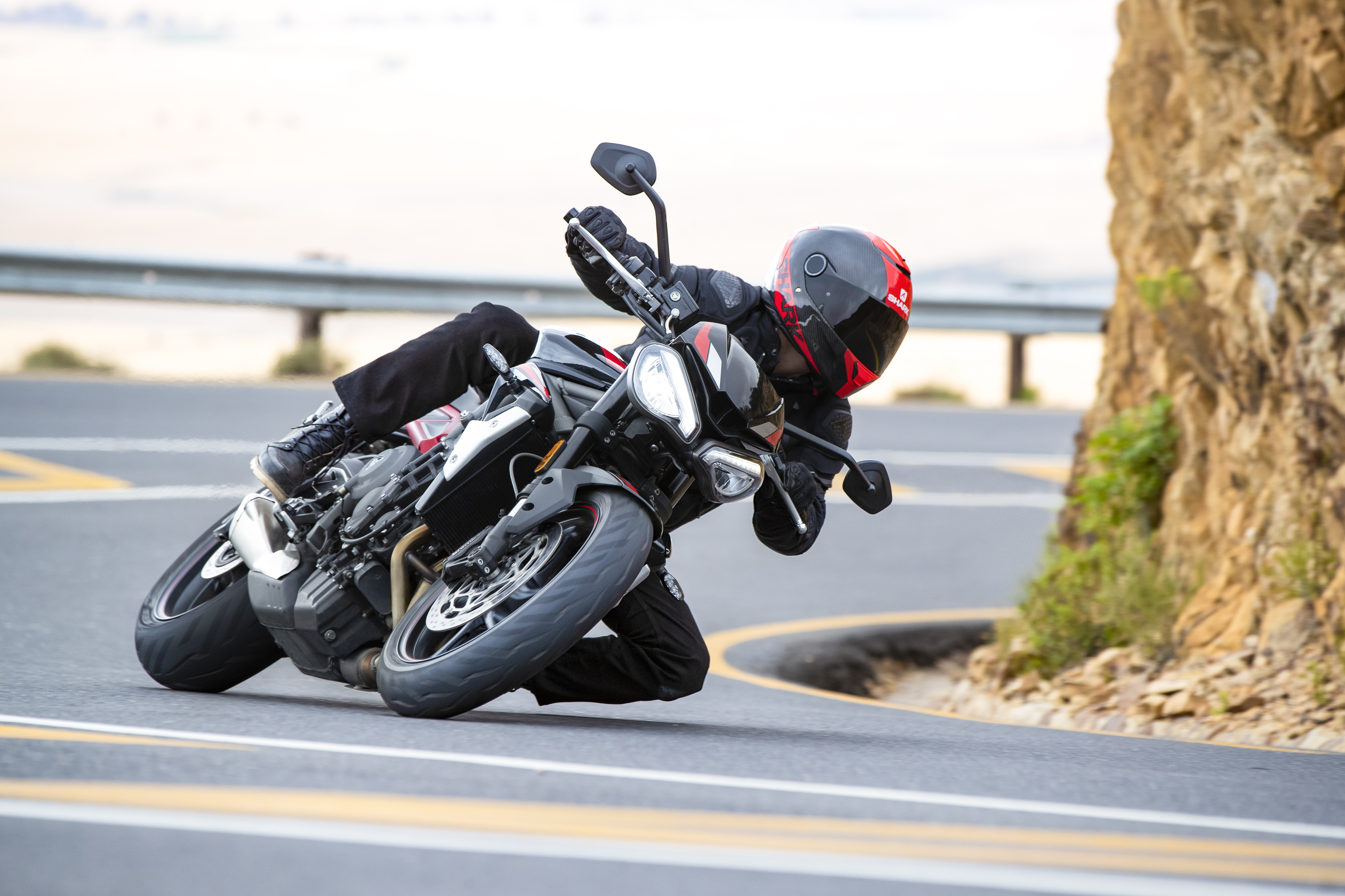 New 2020 Triumph Street Triple R Officially Launched