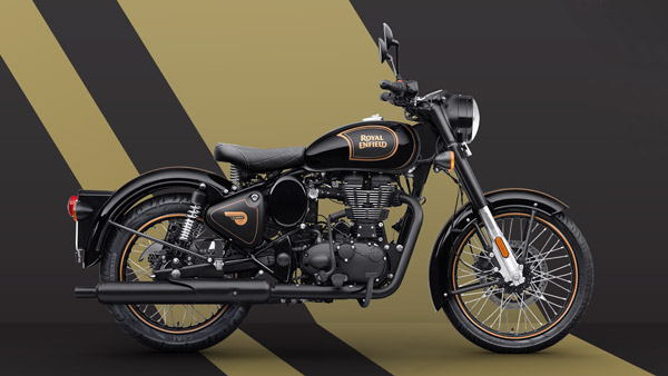 Royal Enfield launches the Classic 500 Tribute Black Limited Edition