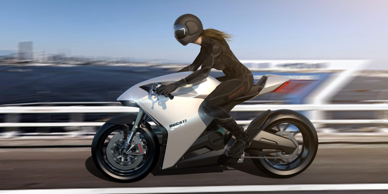 Ducati Zero: Giấc mơ hay hiện thực?
