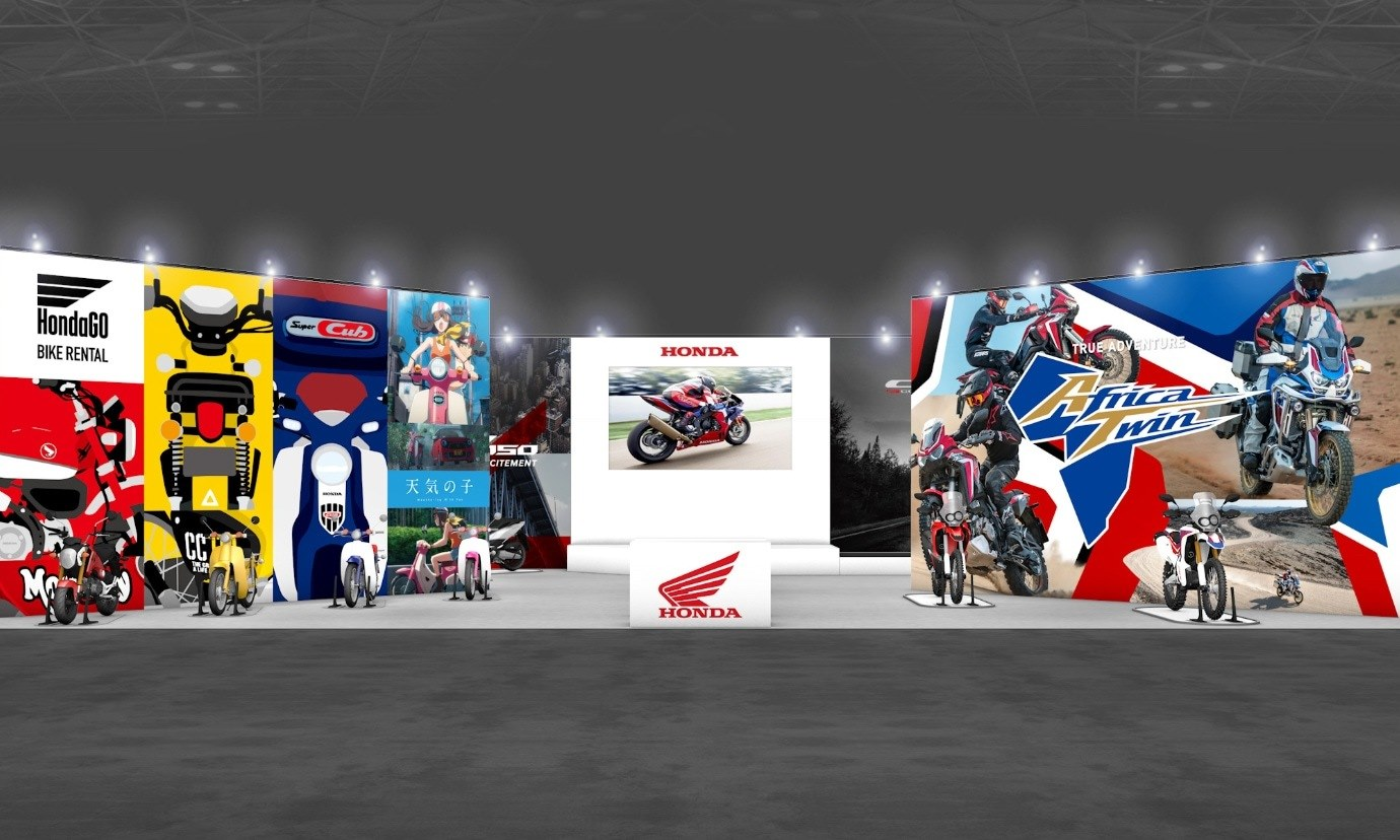 Catch Honda Virtual Motorcycle Show This Week Imotorbike News