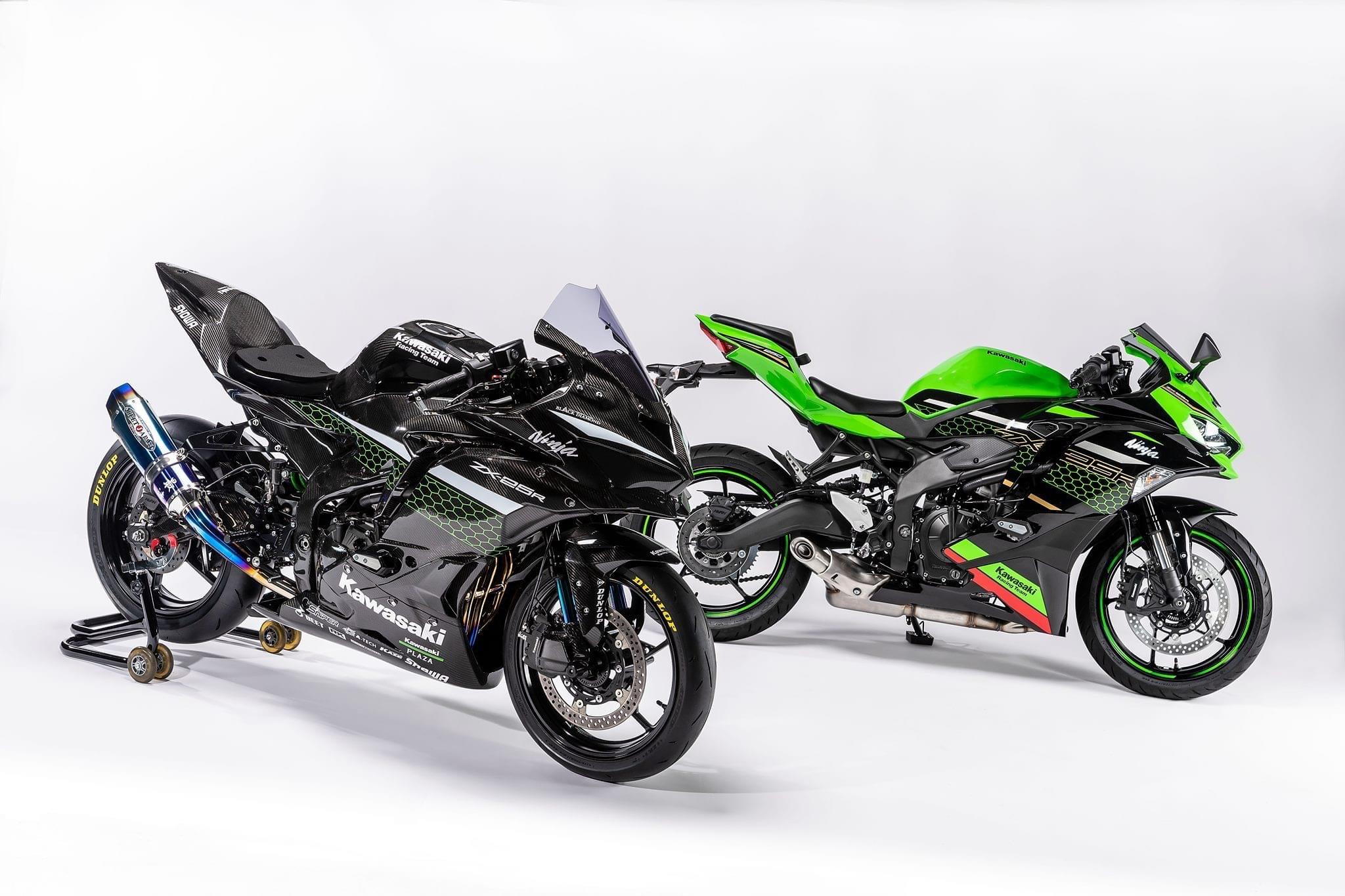 Kawasaki bất ngờ tung phiên bản xe đua cực chất với tên gọi Ninja ZX-25R