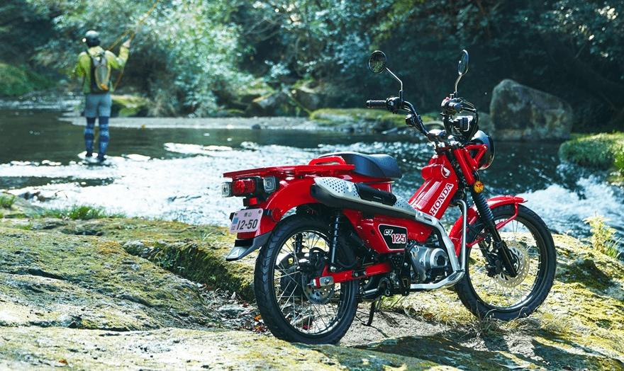 Honda CT125 Hunter Cub Launched in Thailand! In Other Markets Soon?