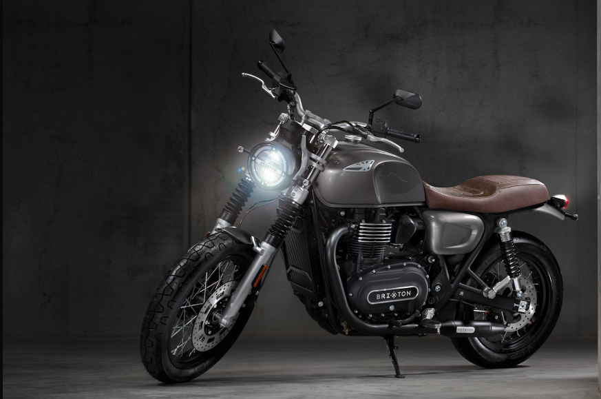 1200cc Brixton Confirmed for Production