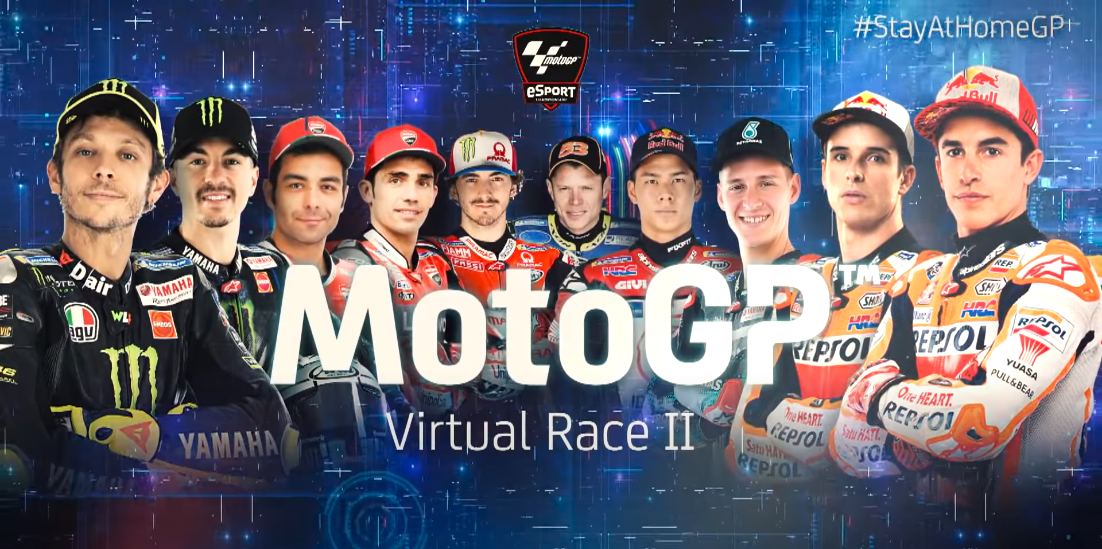 Get Ready for MotoGP Virtual Race 2 This Sunday!