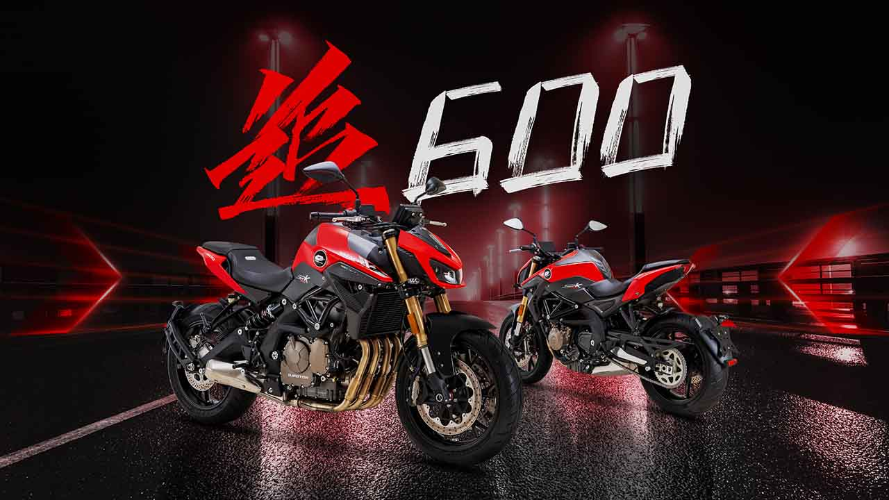 2020 Benelli TNT 600 Makes Official Debut