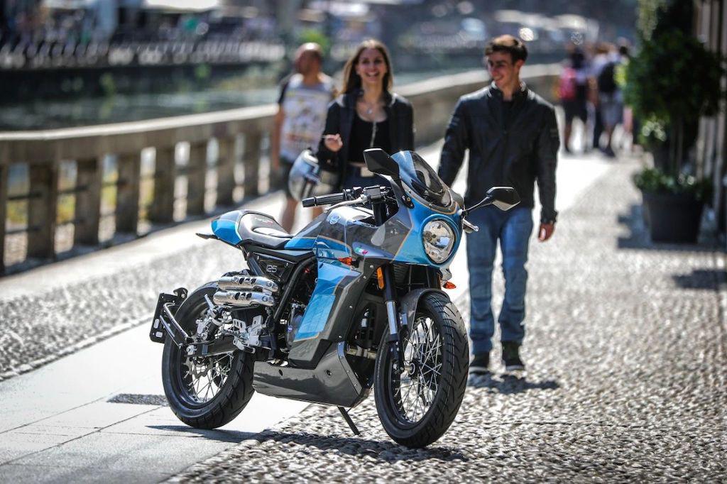 Aprilia Pagani 150 Café Racer Launched in China!