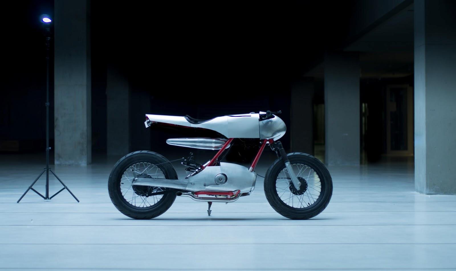 iM Cubaholic Ep.7: Honda Super Cub Roadrunner