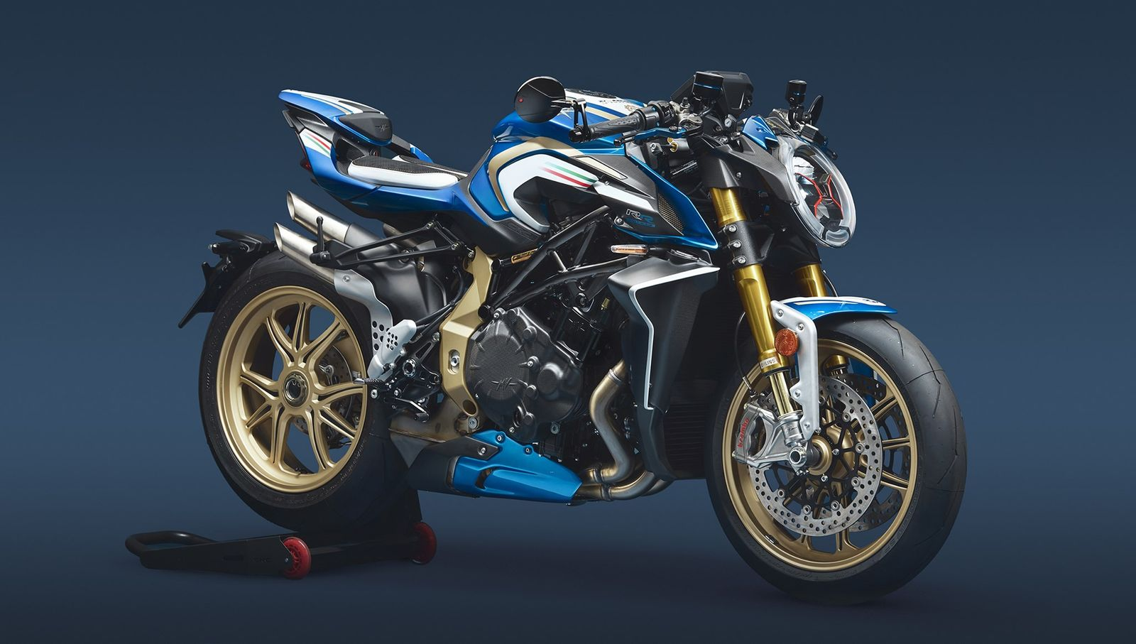 MV Agusta Unveils 1 of 1 Brutale 1000 RR ML!