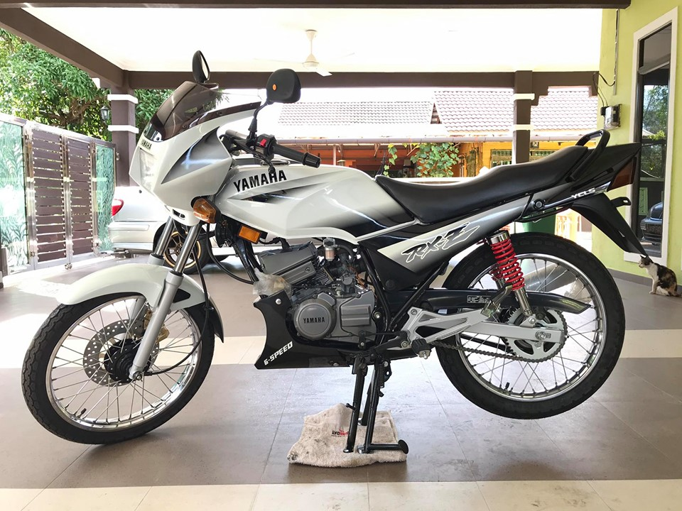 Yamaha RXZ Selling for RM70,000? Here Is Everything You Need to Know