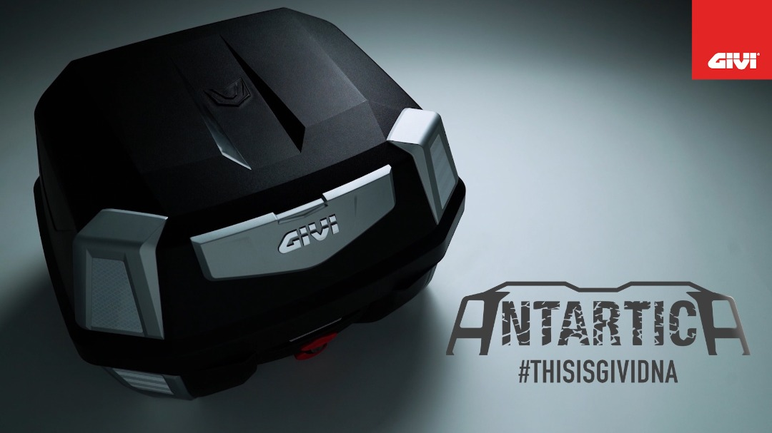 GIVI Asia Launches GIVI B42N Antartica Monolock Top Case