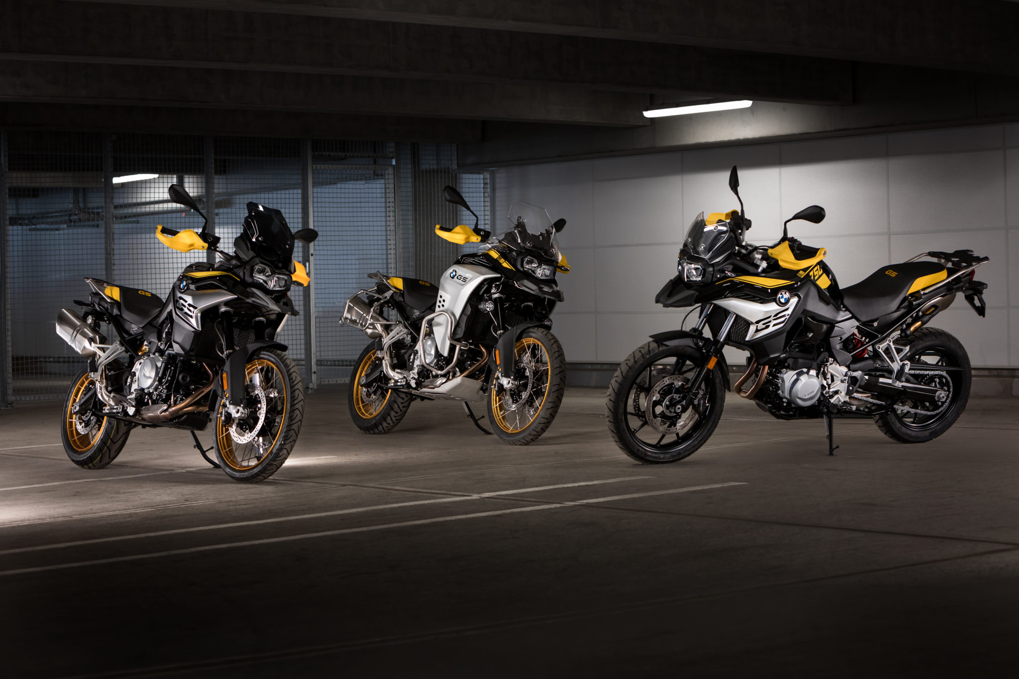 BMW Motorrad Presents the New BMW F 750 GS and BMW F 850 GS!