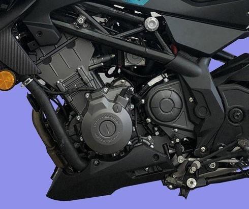 QJ 350 Harley