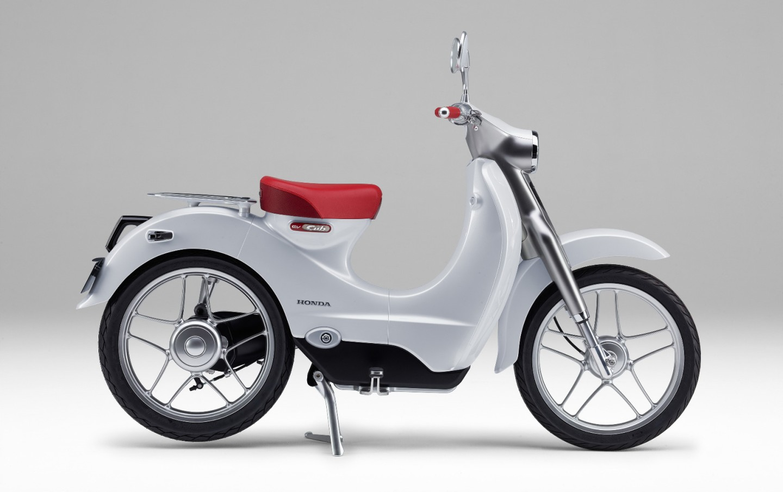 Latest Patent Reveals an Electric Honda Super Cub Under Development