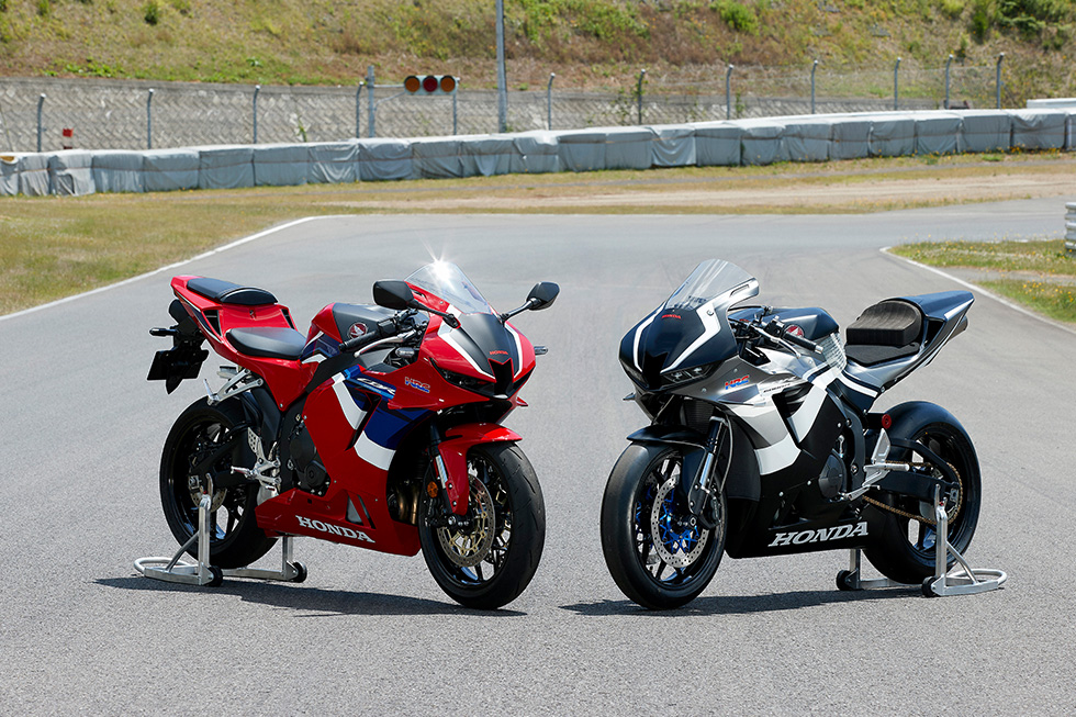 Honda CBR600RR Launched, Track-Only HRC CBR600RR Announced!