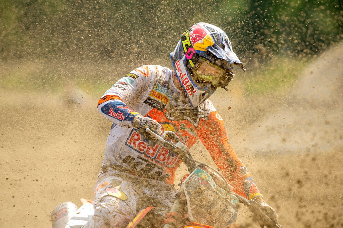 Red Bull KTM complete final prep race in Axel during the weekend
