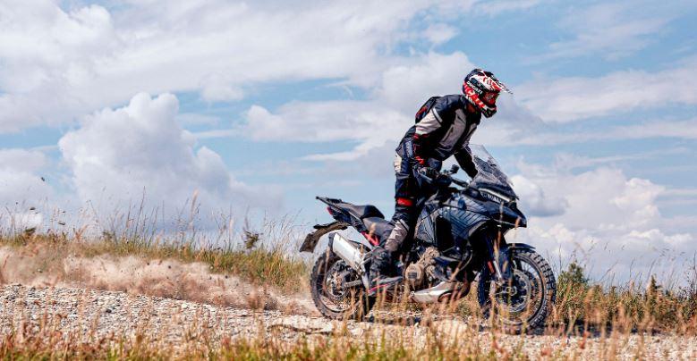 2021 Ducati Multistrada V4 Spotted Testing Again!