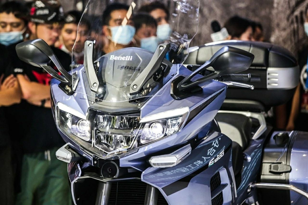 New 1200cc Benelli G1200 Tourer Launched!