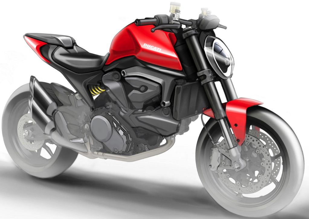 All-new Ducati Monster 821 is on the way - But without steel trellis frame?