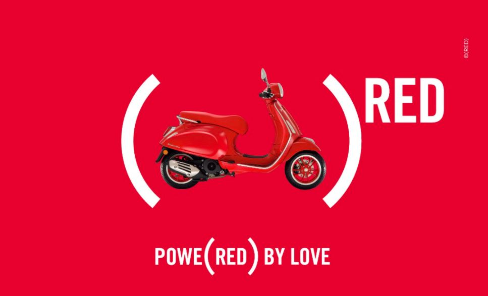 (Vespa Primavera) Red Special Edition Launched in Malaysia - RM19,500