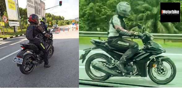 Yamaha Y15ZR V3 VVA Spotted Testing in Malaysia Again!