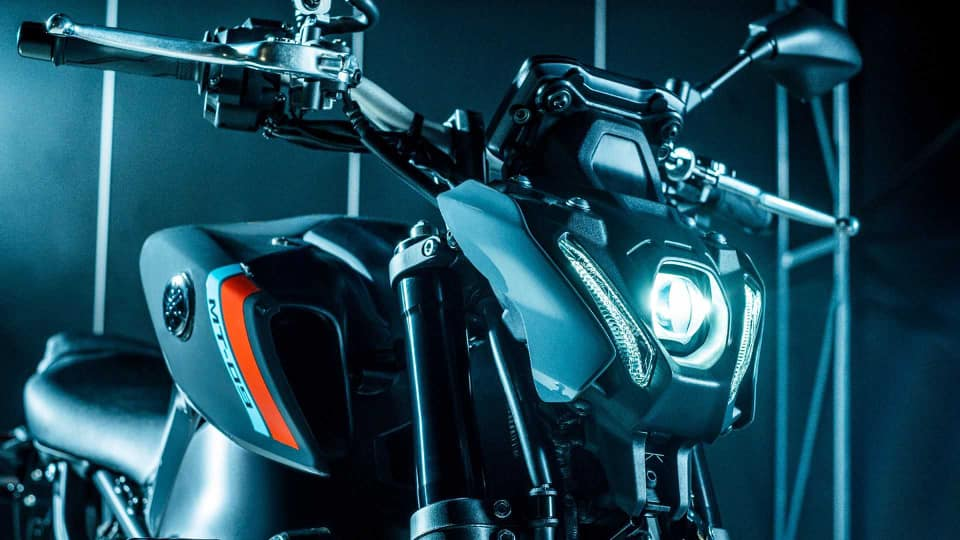 2021 Yamaha MT-09 Details Revealed