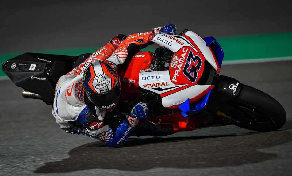 Ducati Team Confirms Francesco Bagnaia For 2021 Motogp Season