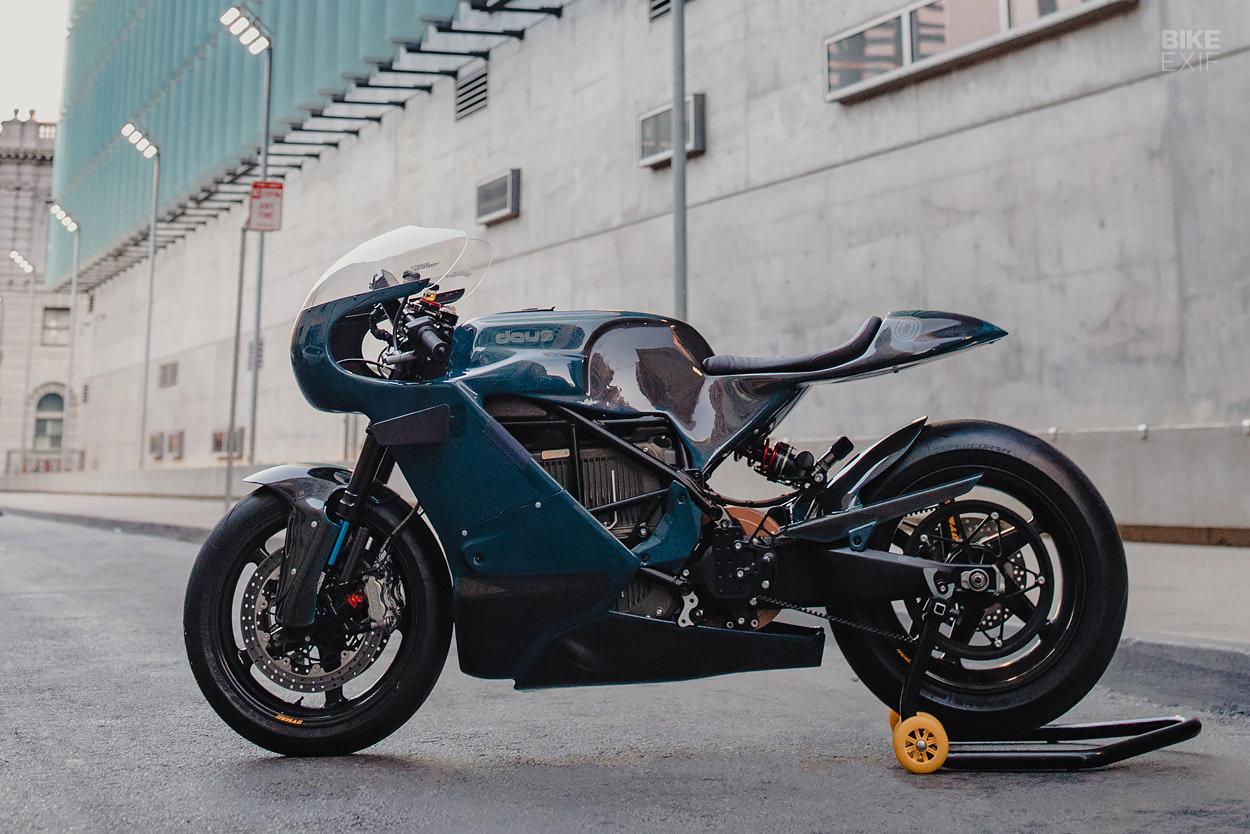 Zero SR/S Café Racer