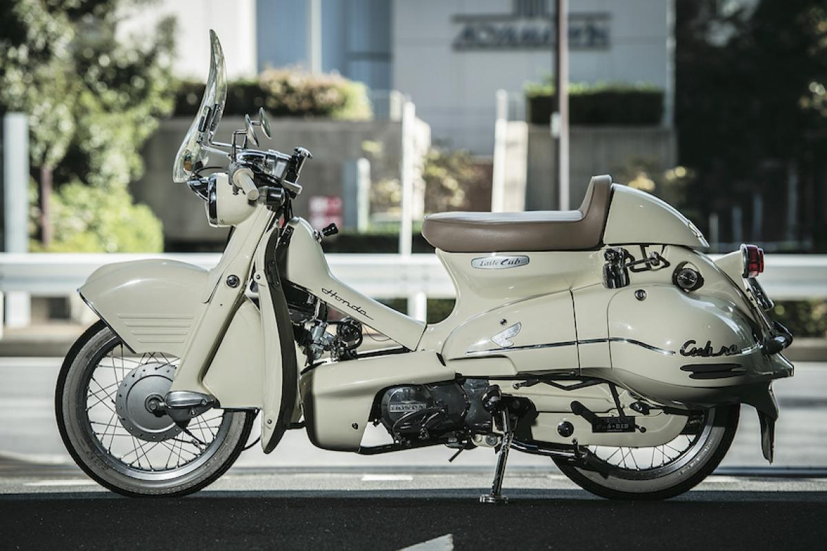 Honda Super Cub King Cubra