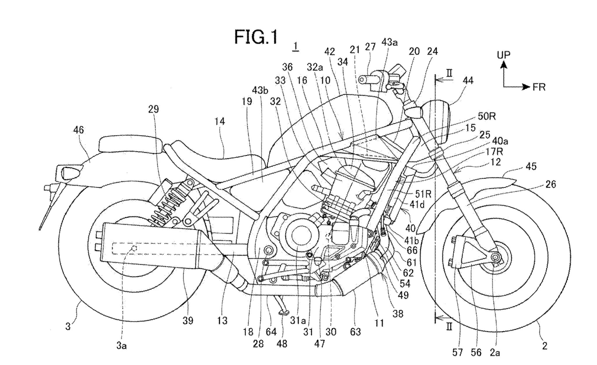 Honda Rebel 1100 appears in patent filings with Africa Twin engine & DCT