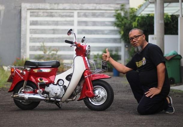 iM Cubaholic EP.21: Honda Super Cub C70 Mini!