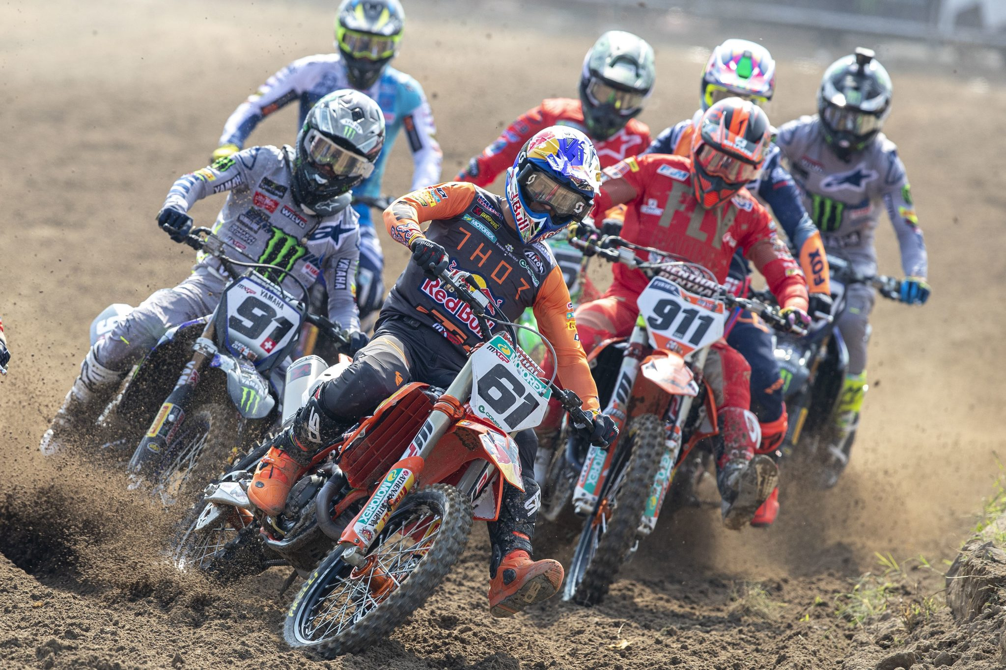 Jorge Prado scores podium win at MXGP of Citta di Mantova