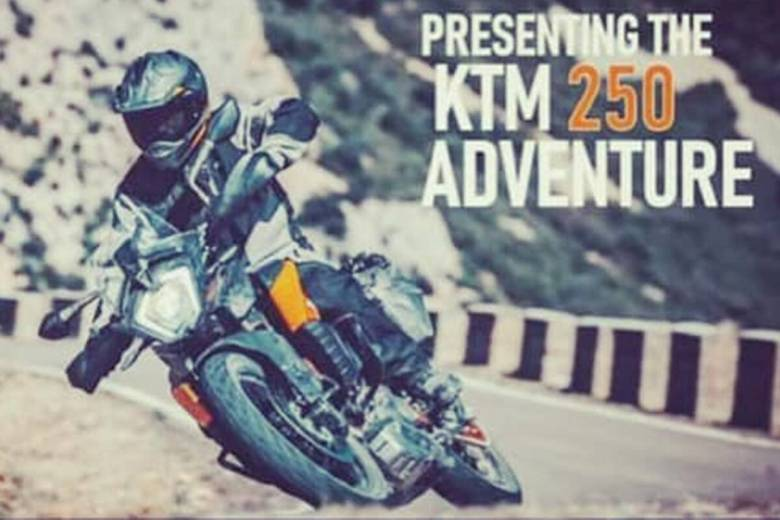 KTM 250 Adventure Confirmed - Launching Soon!