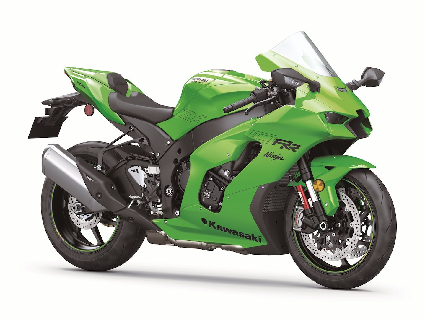 2021 Kawasaki Ninja ZX-10R and Ninja ZX-10RR Revealed - Specs, Options & Pricing Details