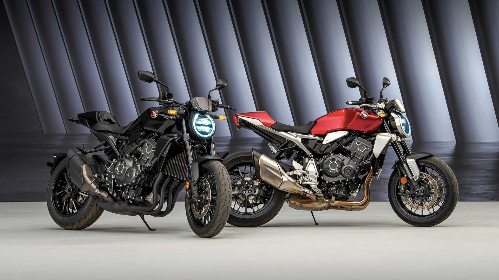 2021 Honda CB1000R and CB1000R Black Edition Launched