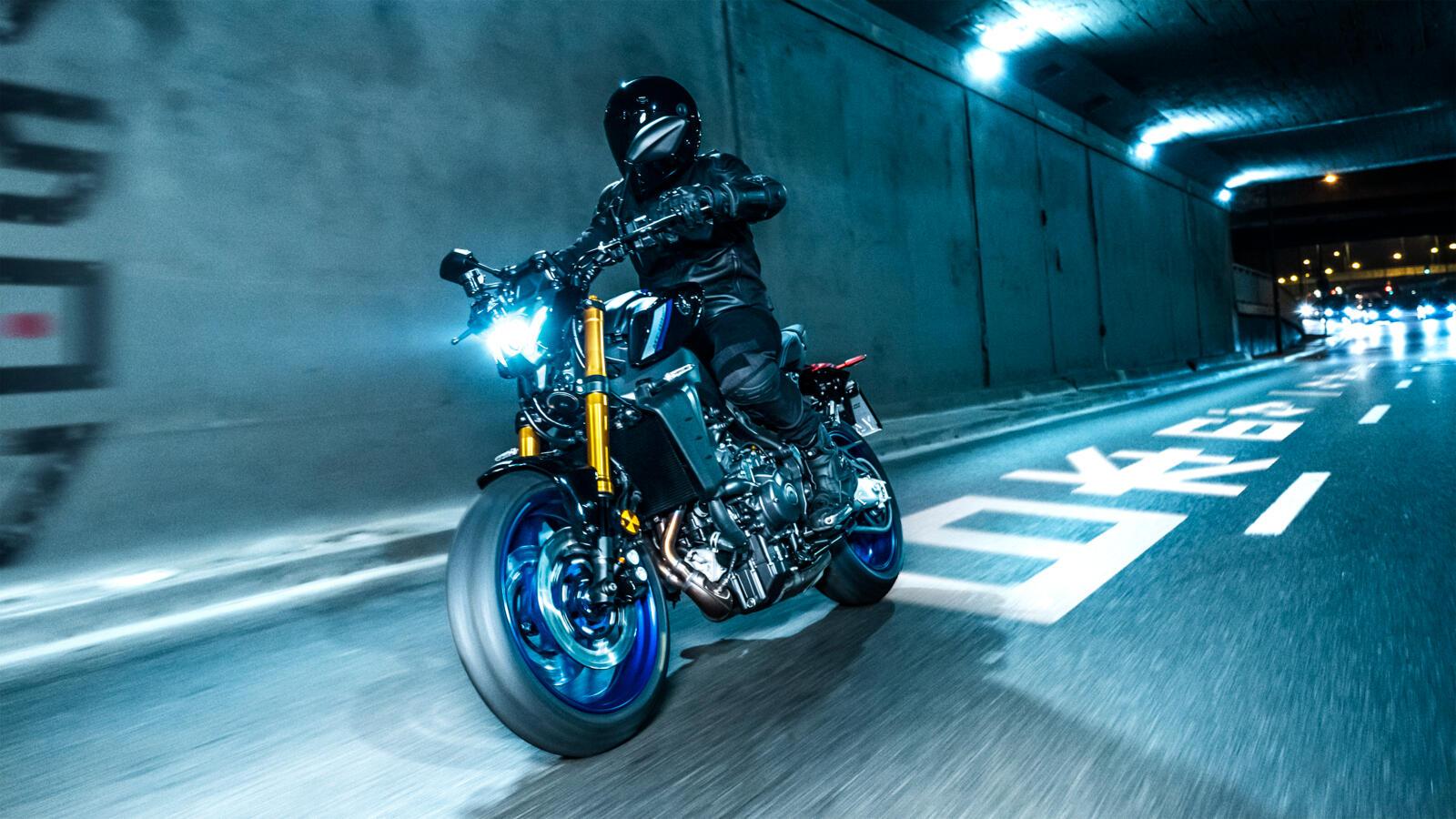 2021 Yamaha MT-09 SP Unveiled